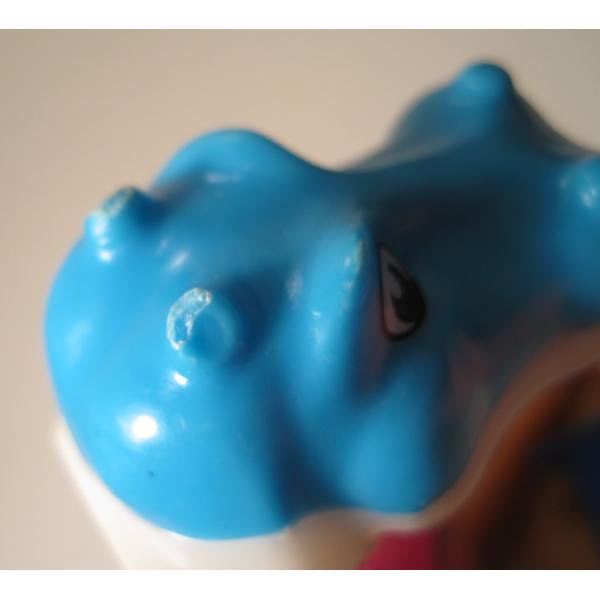PEZ・ペッツ・Kooky Hippo・カバさん【画像6】