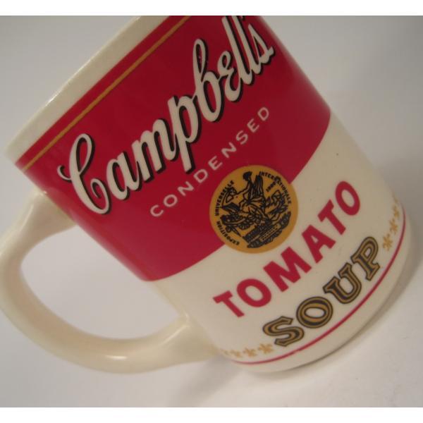 Campbell's・キャンベル・キャンベルクラシックスープ陶器製マグ