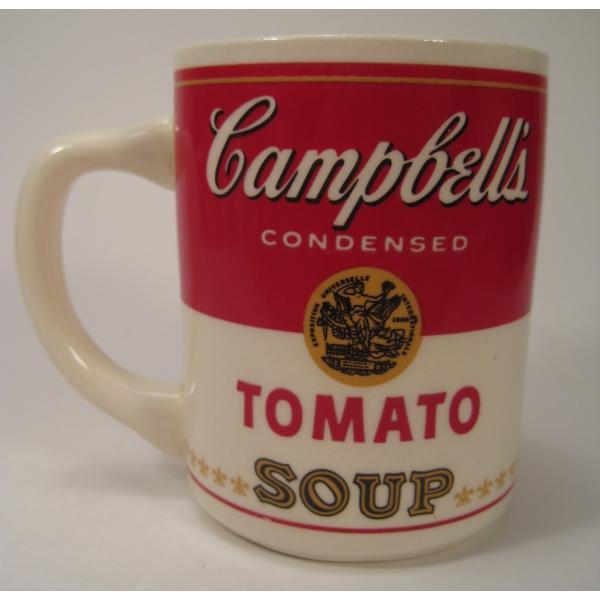 Campbell's・キャンベル・キャンベルクラシックスープ陶器製マグ【画像2】