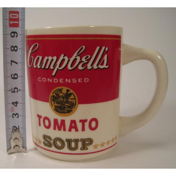 Campbell's・キャンベル・キャンベルクラシックスープ陶器製マグ【画像18】