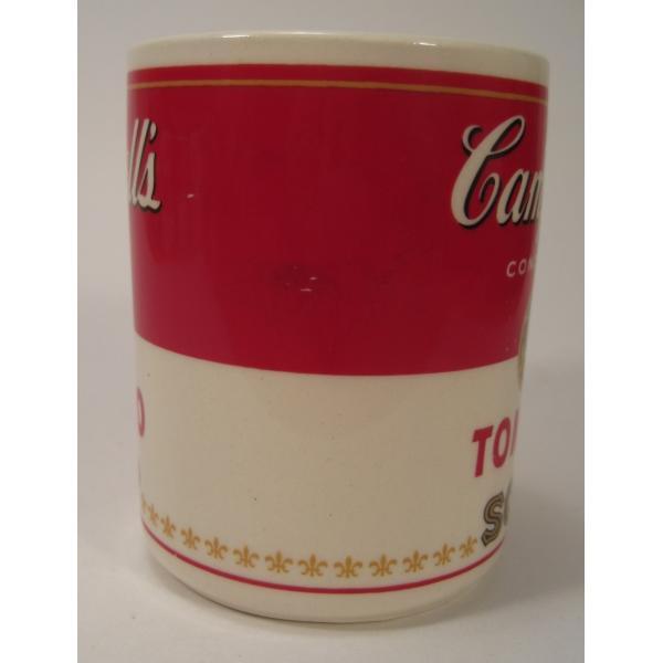 Campbell's・キャンベル・キャンベルクラシックスープ陶器製マグ【画像3】