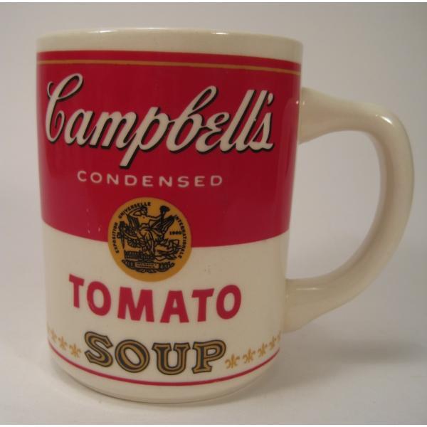 Campbell's・キャンベル・キャンベルクラシックスープ陶器製マグ【画像4】