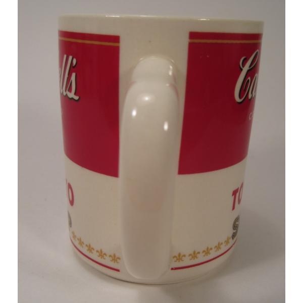 Campbell's・キャンベル・キャンベルクラシックスープ陶器製マグ【画像5】