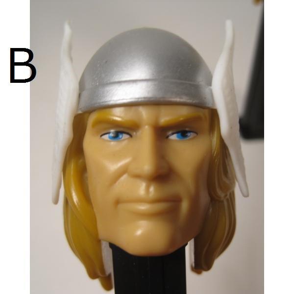 PEZ・ペッツ・Thor Marvel Superhero 2011 年製【画像11】