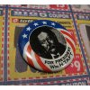 選挙 缶バッチ・ウィリアムタフト・大統領選挙バッチ・1909年第27代大統領