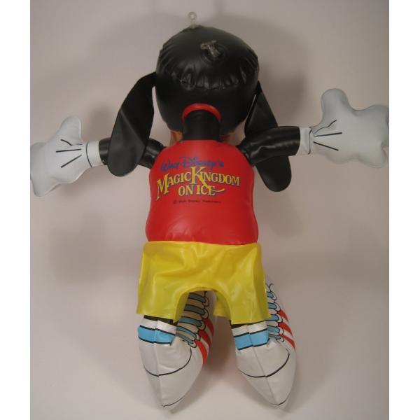ミッキーマウスの仲間・グーフィー・ビニール製人形・ディズニー【画像6】