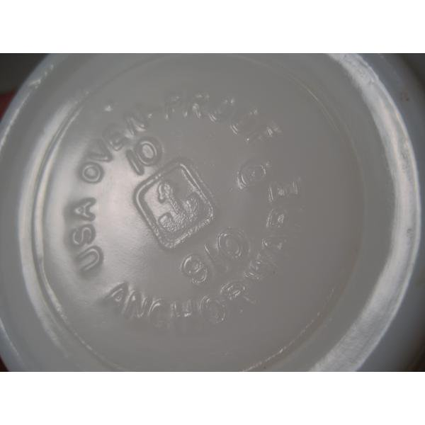 アンカーウェア・910シリーズ・ブルーグリーンダブルラインカップ【A】【画像12】