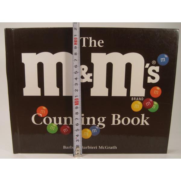 M&Msチョコレート・Counting Book・かぞえ絵本【画像10】