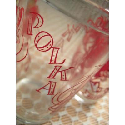 直近のソールドアウト ヘーゼルアトラス・POLKA・グラス