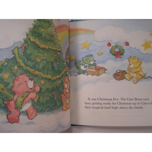 ヴィンテージ絵本・ケアベア・The Care Bears Help Santa【画像7】