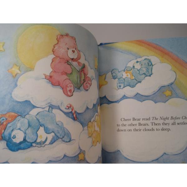 ヴィンテージ絵本・ケアベア・The Care Bears Help Santa【画像8】