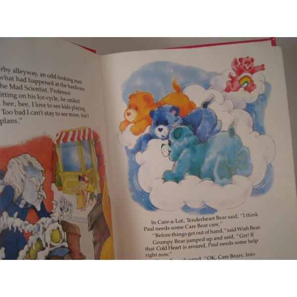 ヴィンテージ絵本・ケアベア・The Care Bears Battle the Freeze Machine【画像12】