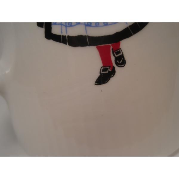 フィッギオ・ノルゲ・ノールウェイ・Hardanger Dancers by Figgjo・水差し【A】・大量入荷につき期間限定ご奉仕価格!【画像12】