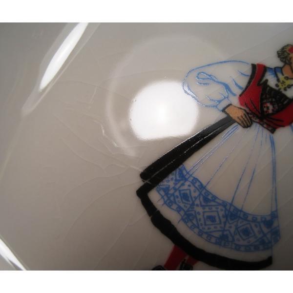フィッギオ・ノルゲ・ノールウェイ・Hardanger Dancers by Figgjo・長方形プレート・大量入荷につき期間限定ご奉仕価格!【画像9】