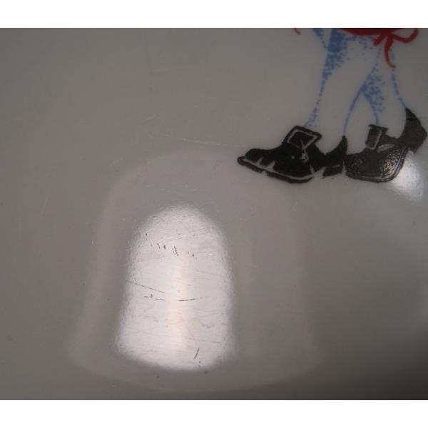 フィッギオ・ノルゲ・ノールウェイ・Hardanger Dancers by Figgjo・デザートプレート【A】大量入荷につき期間限定ご奉仕価格!【画像11】