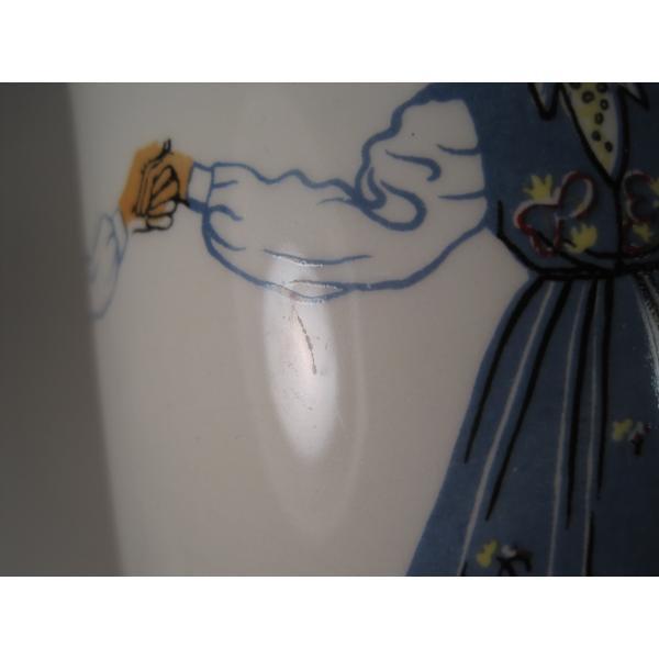 フィッギオ・ノルゲ・ノールウェイ・Hardanger Dancers by Figgjo・マグ【大】【A】大量入荷につき期間限定ご奉仕価格!【画像16】