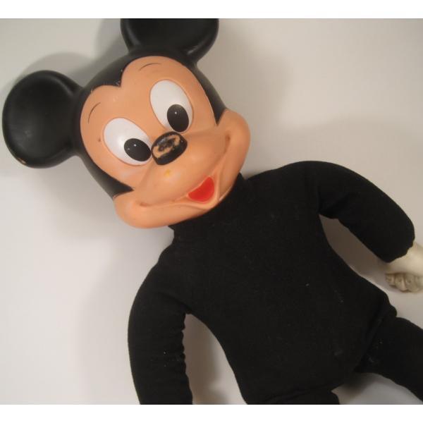ヴィンテージ・ミッキーマウス・49センチ・ぬいぐるみ