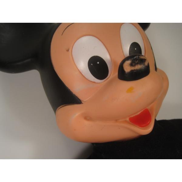 ヴィンテージ・ミッキーマウス・49センチ・ぬいぐるみ【画像8】