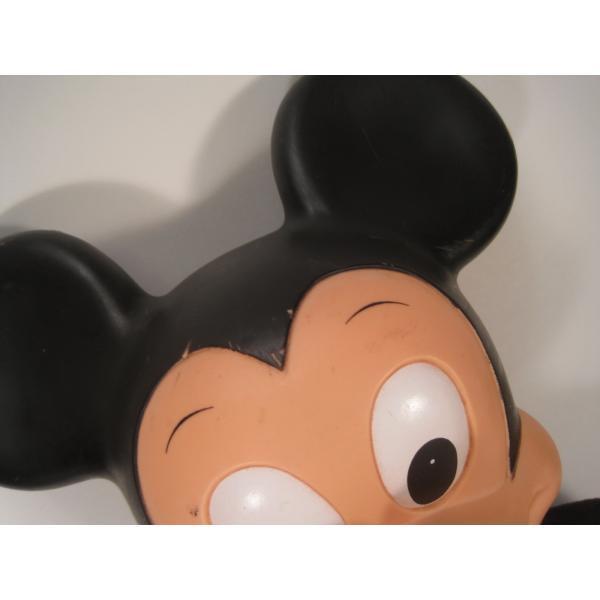 ヴィンテージ・ミッキーマウス・49センチ・ぬいぐるみ【画像10】
