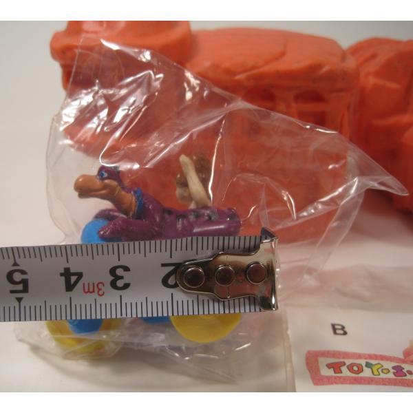 1993年・ハッピーミール・フリントストーン・ぺブルスとディノのトイザラス・おもちゃ屋さんセット【画像16】