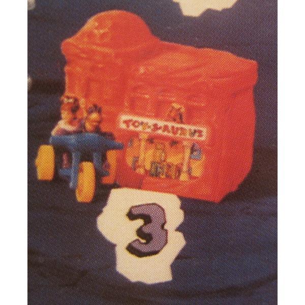 1993年・ハッピーミール・フリントストーン・ぺブルスとディノのトイザラス・おもちゃ屋さんセット【画像21】