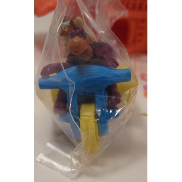 1993年・ハッピーミール・フリントストーン・ぺブルスとディノのトイザラス・おもちゃ屋さんセット【画像4】