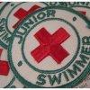 オリンピック&スポーツ系 ヴィンテージワッペン・赤十字・Junior Swimmer・ライフガード