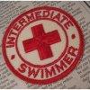 オリンピック&スポーツ系 ヴィンテージワッペン・赤十字・Intermediate Swimmer・ライフガード