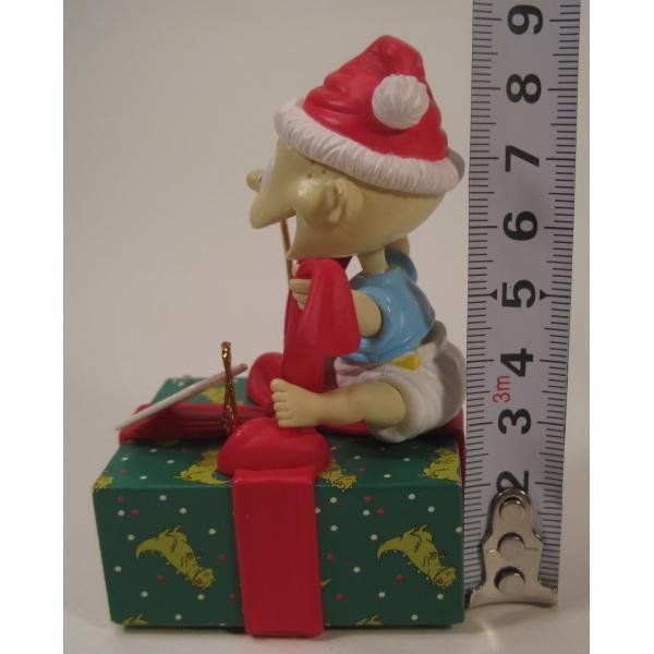 クリスマスオーナメント・ラグラッツ・トミーとプレゼント・1998年【画像11】