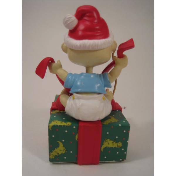 クリスマスオーナメント・ラグラッツ・トミーとプレゼント・1998年【画像5】