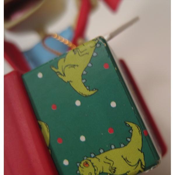 クリスマスオーナメント・ラグラッツ・トミーとプレゼント・1998年【画像8】