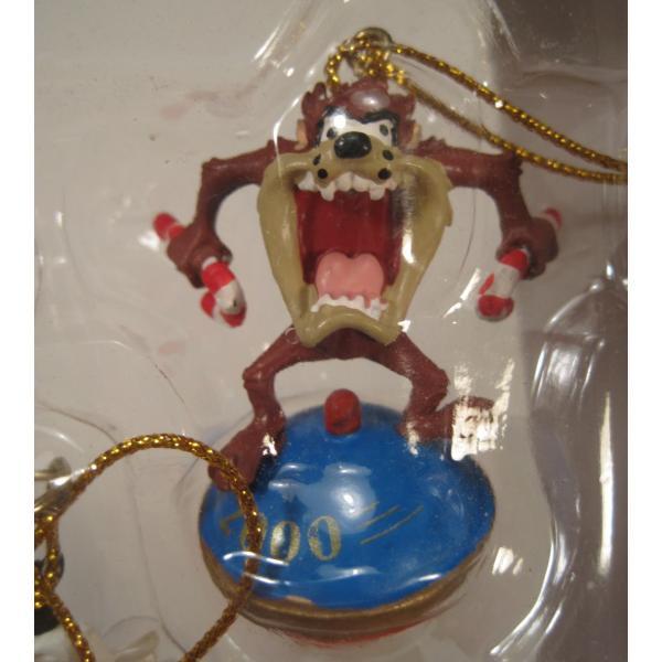 クリスマスオーナメント・ルーニーチューンズ・ミニオーナメント5個セット・オリジナルボックス付【画像6】
