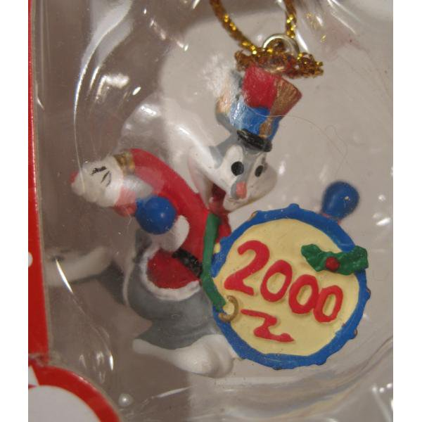 クリスマスオーナメント・ルーニーチューンズ・ミニオーナメント5個セット・オリジナルボックス付【画像7】