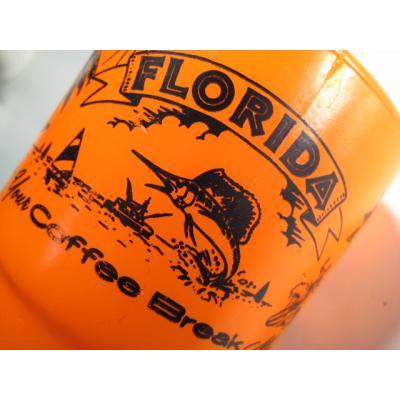 直近のソールドアウト ファイヤーキング・FLORIDA・スタッキング・お土産マグ