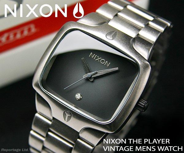 送料無料【NIXON】ニクソン THE PLAYER プレイヤー メンズ腕時計 A140-479