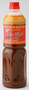 ユッケジャンスープ(1L)[6本]