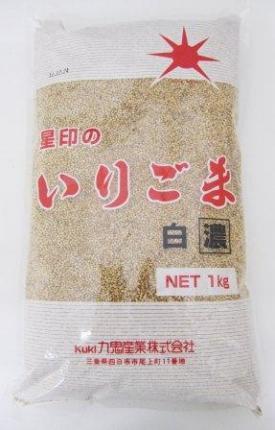 濃口焙煎いりごま(1キロ)[1袋]